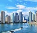 45 ft. Sea Ray Boats 410 Express Cruiser Motor Yacht Boat Rental Miami Image 11
