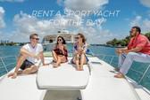 45 ft. Sea Ray Boats 410 Express Cruiser Motor Yacht Boat Rental Miami Image 7