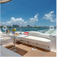 45 ft. Sea Ray Boats 410 Express Cruiser Motor Yacht Boat Rental Miami Image 6