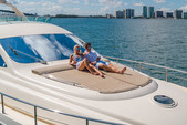 69 ft. Aicon 64 Flybridge Motor Yacht Boat Rental Miami Image 7