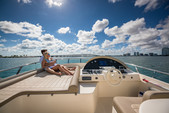 69 ft. Aicon 64 Flybridge Motor Yacht Boat Rental Miami Image 11