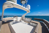 69 ft. Aicon 64 Flybridge Motor Yacht Boat Rental Miami Image 12