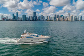 69 ft. Aicon 64 Flybridge Motor Yacht Boat Rental Miami Image 13