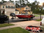 22 ft. Monterey Boats 218SS Bow Rider Boat Rental Jacksonville Image 1