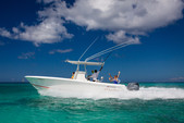 28 ft. Contender Boat Center Console Boat Rental Punta Cana Image 7