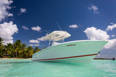 28 ft. Contender Boats 25 Open w/2-200HP Center Console Boat Rental Punta Cana Image 2