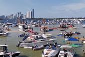 21 ft. Yamaha 212X  Jet Boat Boat Rental Miami Image 4
