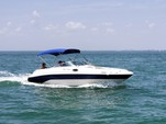 26 ft. Sea Ray Boats 240 Sundeck Bow Rider Boat Rental Miami Image 3