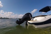 21 ft. Sea Ray Boats 21 SPX w/150 EFI 4-S  Bow Rider Boat Rental Miami Image 2