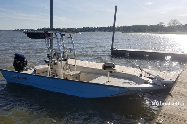Rent a Alumacraft Boats aluminum fishing in Talladega, AL near me