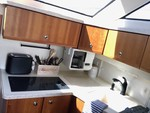 39 ft. Silverton Marine 351 Sedan Cruiser Flybridge Boat Rental San Diego Image 7