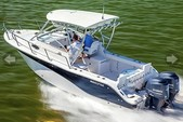 25 ft. Sea Fox 256 Voyager Cruiser Boat Rental Miami Image 2