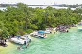 26 ft. Sea Ray Boats 240 Sundeck Bow Rider Boat Rental Miami Image 4