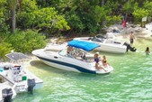 26 ft. Sea Ray Boats 240 Sundeck Bow Rider Boat Rental Miami Image 5