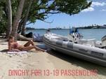 65 ft. princess V65 Express Cruiser Boat Rental Miami Image 3