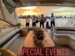 65 ft. princess V65 Express Cruiser Boat Rental Miami Image 8