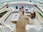 65 ft. princess V65 Express Cruiser Boat Rental Miami Image 30