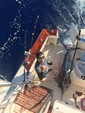 47 ft. Viking Yacht 46 Convert. Two Staterooms Offshore Sport Fishing Boat Rental Hawaii Image 3