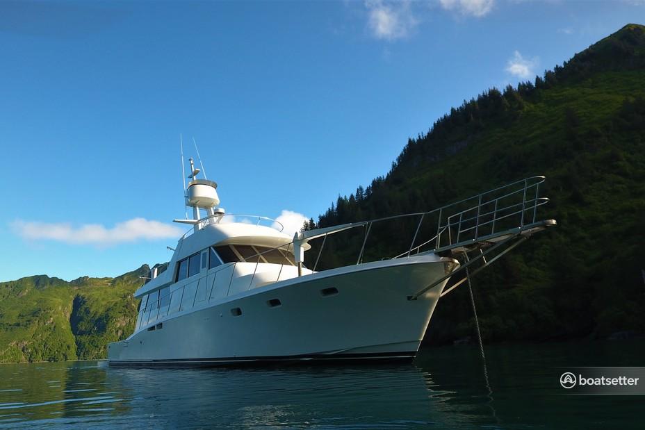 Rent a Bertram Yacht motor yacht in Seward, AK near me