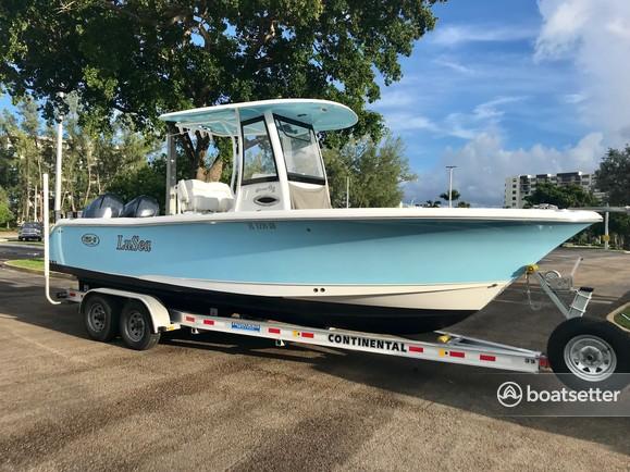 Rent a Cruise the Intercoastal on my Family friendly boat  in Pompano Beach, FL near me