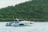 58 ft. Azimut Yachts 58 Atlantis Cruiser Boat Rental East End Image 2