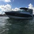 24 ft. Bayliner 245 BR Cruiser Boat Rental West Palm Beach  Image 4