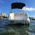 24 ft. Bayliner 245 BR Cruiser Boat Rental West Palm Beach  Image 5