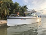26 ft. axopar 24TTS Cruiser Boat Rental Miami Image 1