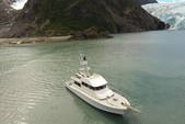 67 ft. Bertram Yacht 630 Enclosed Flybridge Motor Yacht Boat Rental Seward Image 8