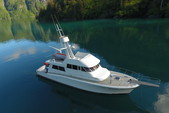67 ft. Bertram Yacht 630 Enclosed Flybridge Motor Yacht Boat Rental Seward Image 17