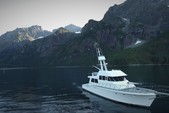 67 ft. Bertram Yacht 630 Enclosed Flybridge Motor Yacht Boat Rental Seward Image 13