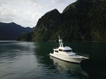 67 ft. Bertram Yacht 630 Enclosed Flybridge Motor Yacht Boat Rental Seward Image 14