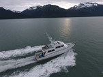 67 ft. Bertram Yacht 630 Enclosed Flybridge Motor Yacht Boat Rental Seward Image 11