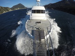 67 ft. Bertram Yacht 630 Enclosed Flybridge Motor Yacht Boat Rental Seward Image 16