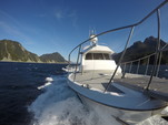 67 ft. Bertram Yacht 630 Enclosed Flybridge Motor Yacht Boat Rental Seward Image 19