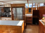 67 ft. Bertram Yacht 630 Enclosed Flybridge Motor Yacht Boat Rental Seward Image 1