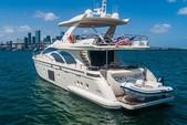 75 ft. Azimut Yachts 78 Flybridge Boat Rental Miami Image 6