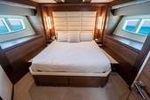75 ft. Azimut Yachts 78 Flybridge Boat Rental Miami Image 12