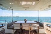 75 ft. Azimut Yachts 78 Flybridge Boat Rental Miami Image 10