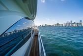 75 ft. Azimut Yachts 78 Flybridge Boat Rental Miami Image 9