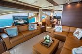 75 ft. Azimut Yachts 78 Flybridge Boat Rental Miami Image 21