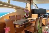 75 ft. Azimut Yachts 78 Flybridge Boat Rental Miami Image 22