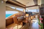 75 ft. Azimut Yachts 78 Flybridge Boat Rental Miami Image 5