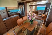 75 ft. Azimut Yachts 78 Flybridge Boat Rental Miami Image 23