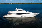 116 ft. Lazzara Marine 116 Flybridge Boat Rental Miami Image 6