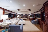 116 ft. Lazzara Marine 116 Flybridge Boat Rental Miami Image 3