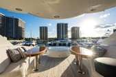 116 ft. Lazzara Marine 116 Flybridge Boat Rental Miami Image 18