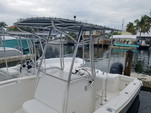 20 ft. NauticStar Boats 2000DC Offshore Center Console Boat Rental The Keys Image 1