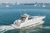 44 ft. Sea Ray Boats 420 Aft Cabin Cruiser Boat Rental Miami Image 2