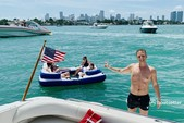 44 ft. Sea Ray Boats 420 Aft Cabin Cruiser Boat Rental Miami Image 16